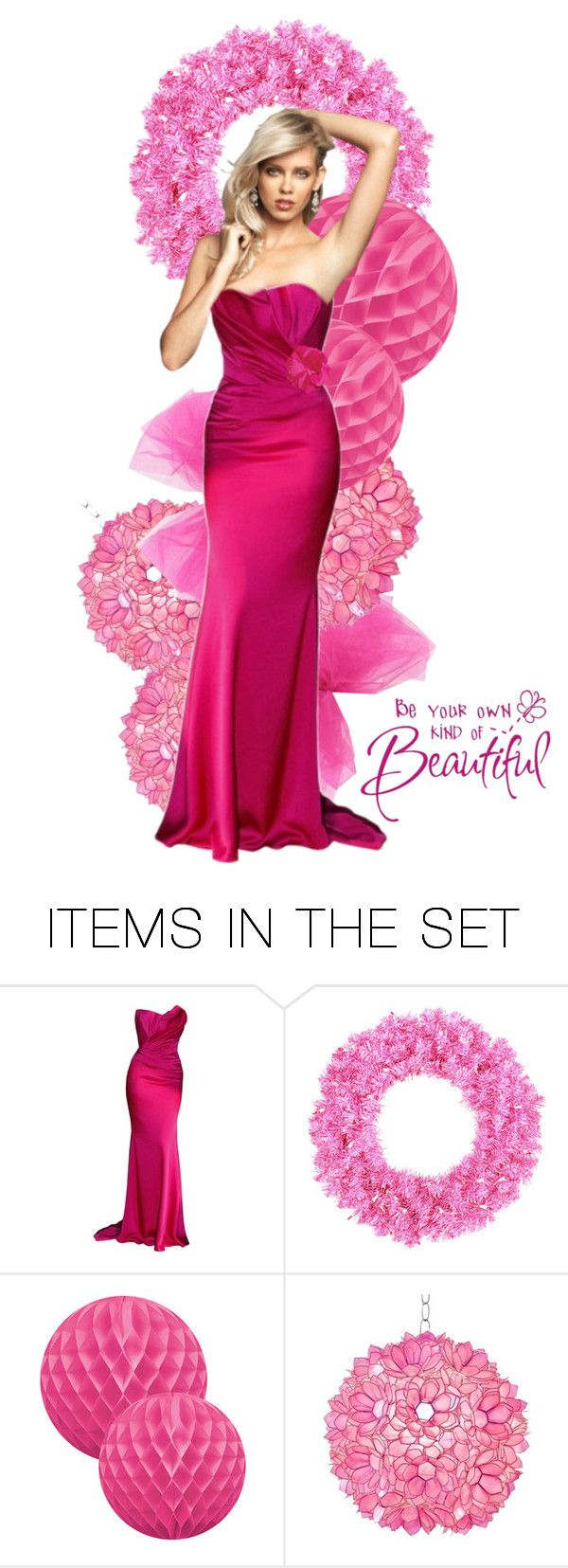 """""""Be your own kind of Beautiful"""" by glitterlady4 ❤ liked on Polyvore featuring art"""