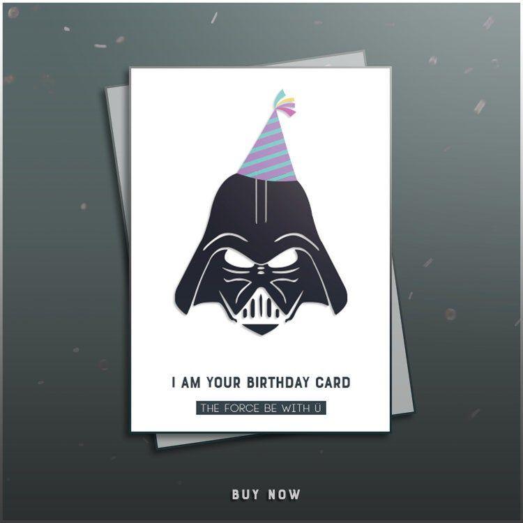 star wars birthday invitation card star