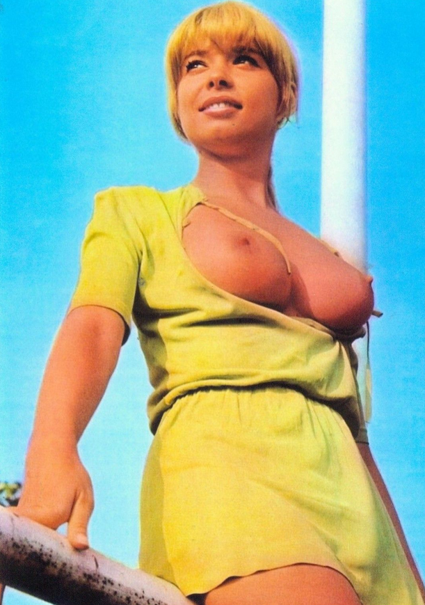 Ingrid steeger fucked, beautiful boobs gallery