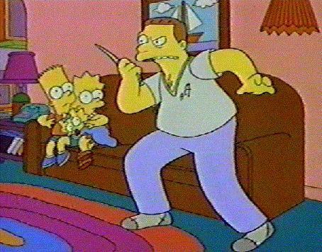 Lyle Hutz Simpsons Gifs Lionel Hutz Simpson S Family Attorney