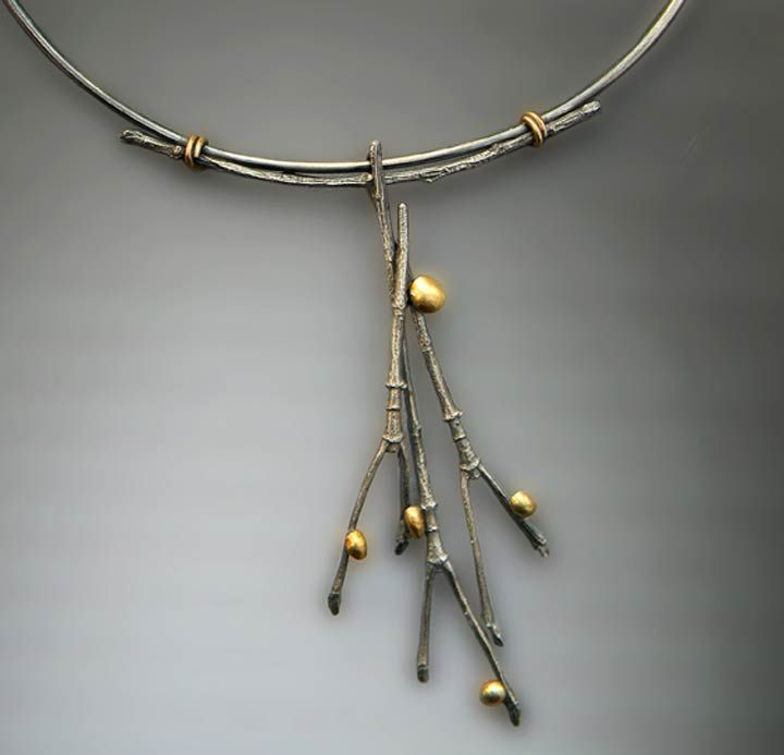innovative jewelry designs Patricia studied with famed Hopi