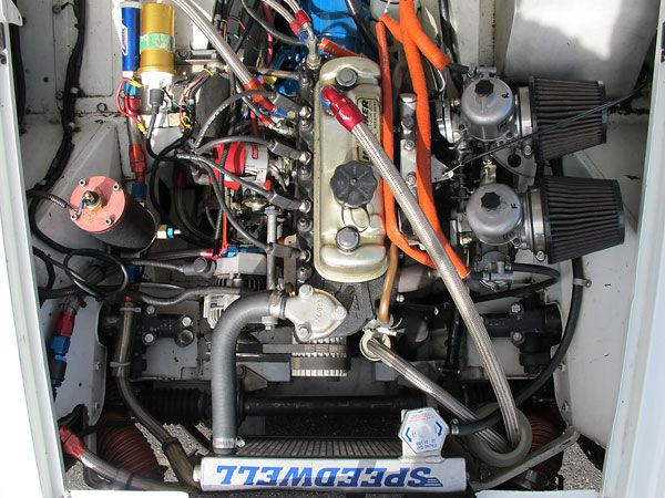 1275cc Bmc A Series Engine Built By Huffaker Engineering With