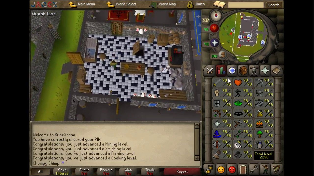 Maxing Video How To