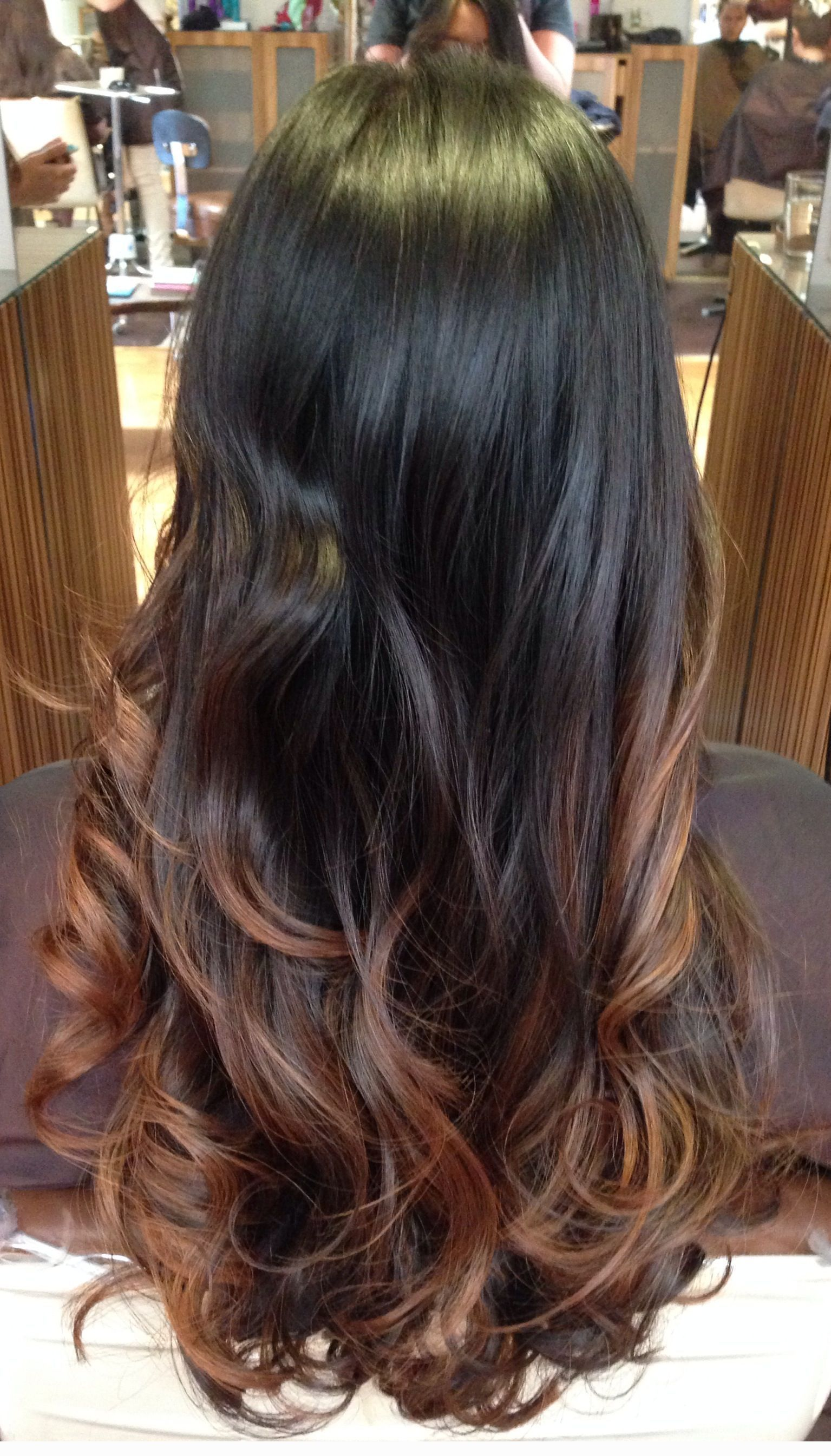 Hairstyle Ideas Long Hair Hairstyle Ideas Highlights Hairstyle Ideas For School Hairstyle Ideas Bridal Hairstyl In 2020 Balayage Hair Hair Styles Brown Ombre Hair
