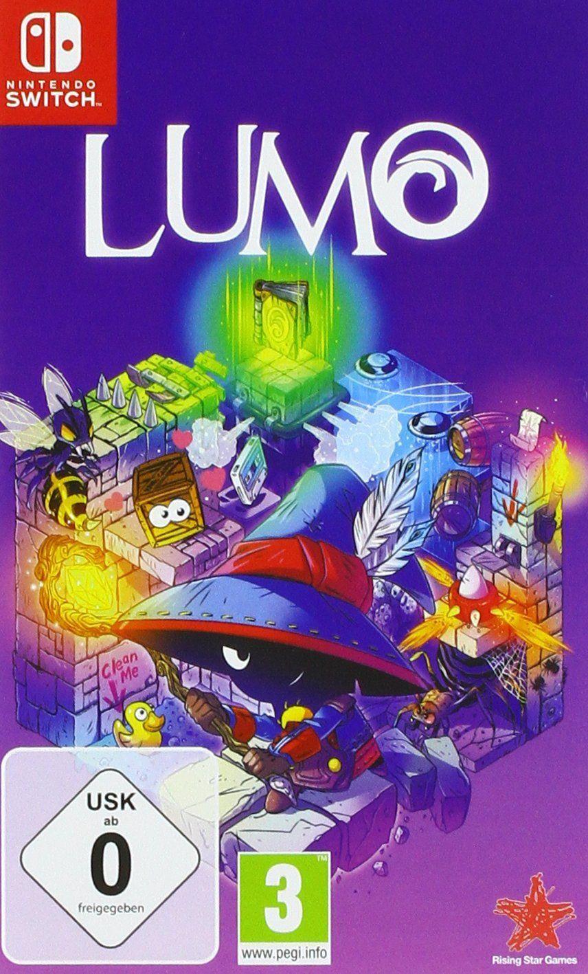 Lumo Nintendo Switch Amazonde Games The Binding Of Isaac