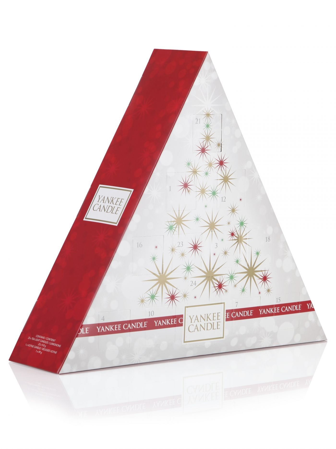 Yankee Candle Advent Calendar Gift Set Yankee Candle Clintons
