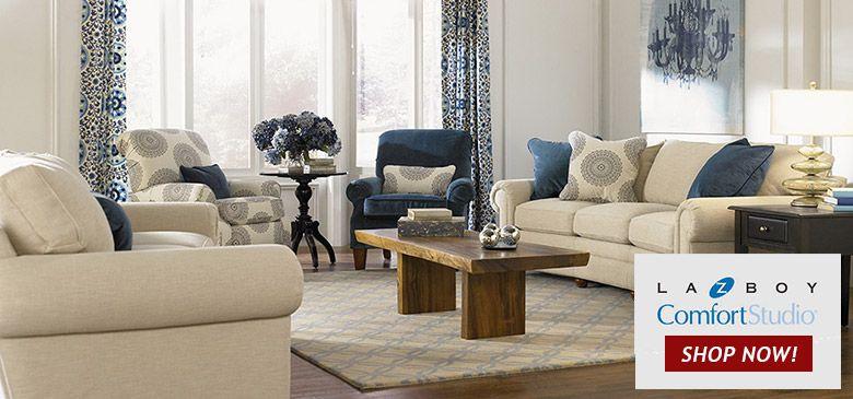 La Z Boy Furniture At Burney S, Lazy Boy Living Room Furniture