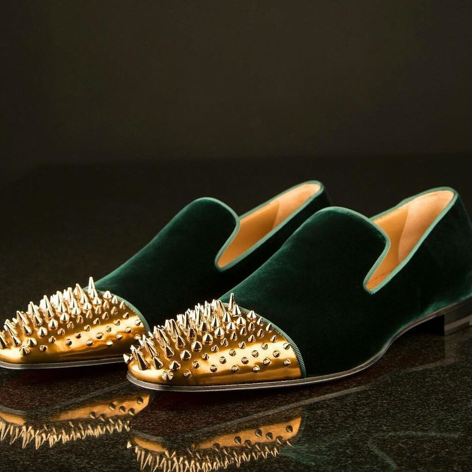 d30c89734f8 Meet Christian Louboutin and Sabyasachi Mukherjee s Heavenly Creations •  Sassy Indian Fashion