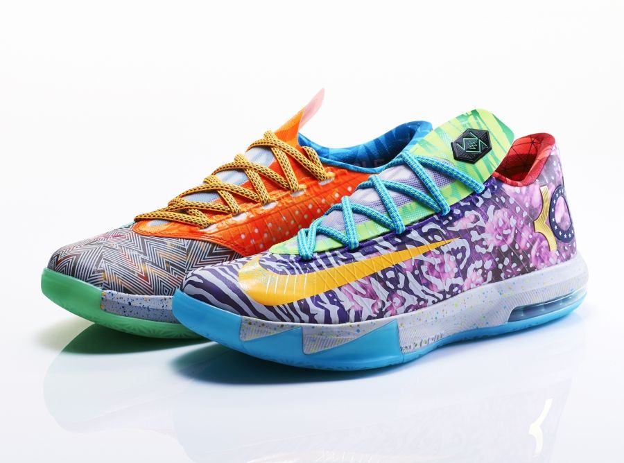 purchase cheap 28396 ff2a4 Nike says these shoes are no April Fools  joke. The new KD VI
