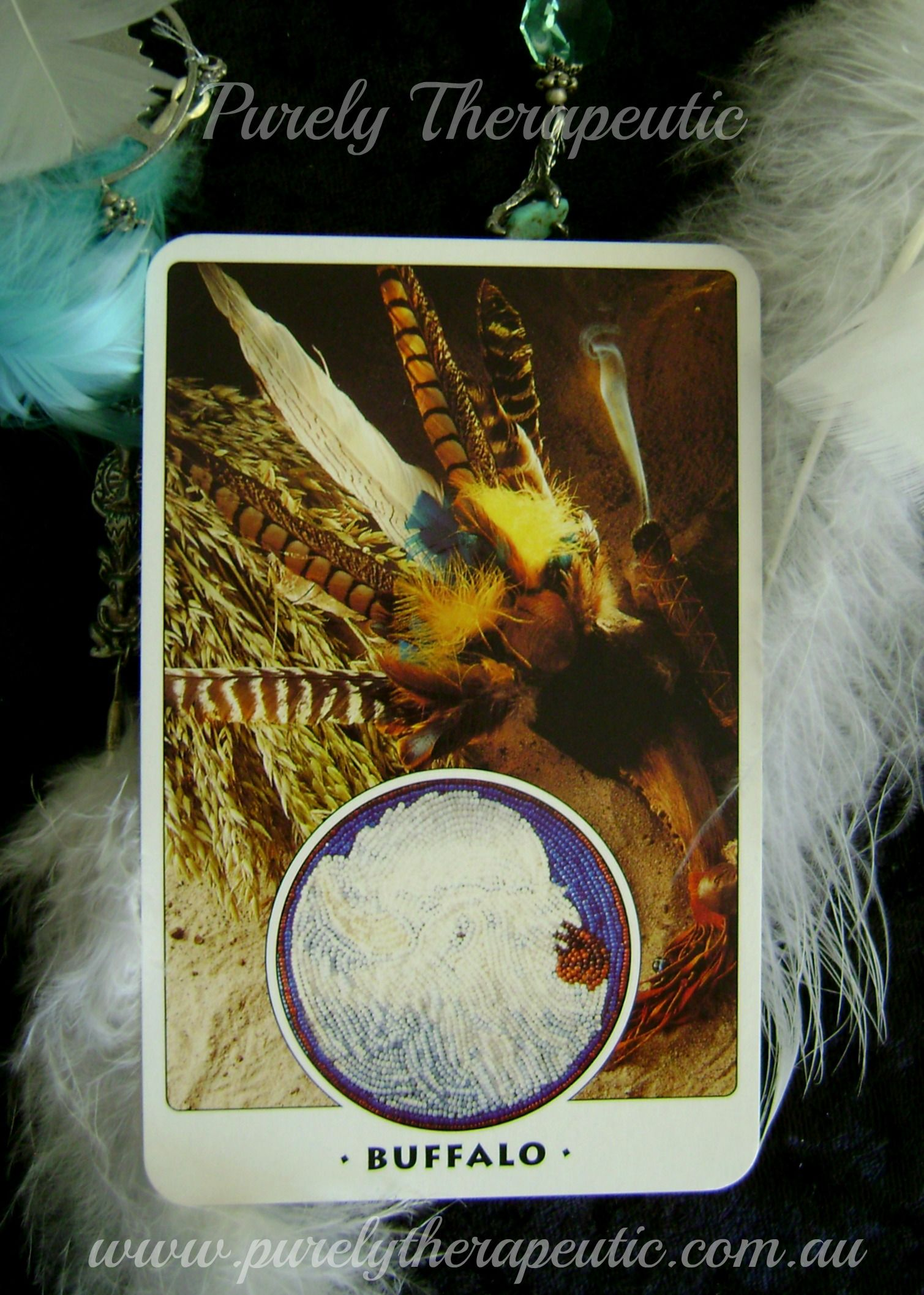 Buffalo – protection, stubbornness, generosity \'White Eagle Medicine ...