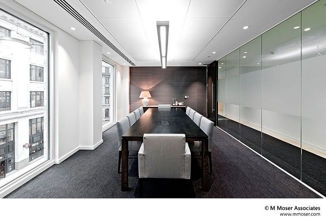 innovative ppb office design. Creative Office Design By M Moser Associates Innovative Ppb