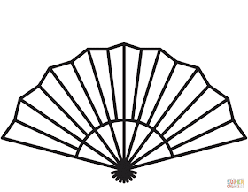 Sgblogosfera Maria Jose Argueso Un Abanico Para El Calor Japanese Tattoo Japanese Fan Japanese Tattoo Designs