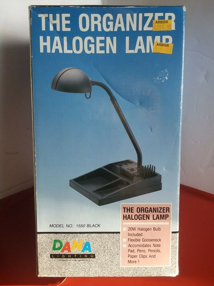 Halogen Desk Lamp New In Box 9 95 End Date Friday Jun 7 2019 5 37 54 Pdt Buy It Now For Only 9 95 Buy It Now Add To W Halogen Desk Lamp Lamp Desk Lamp