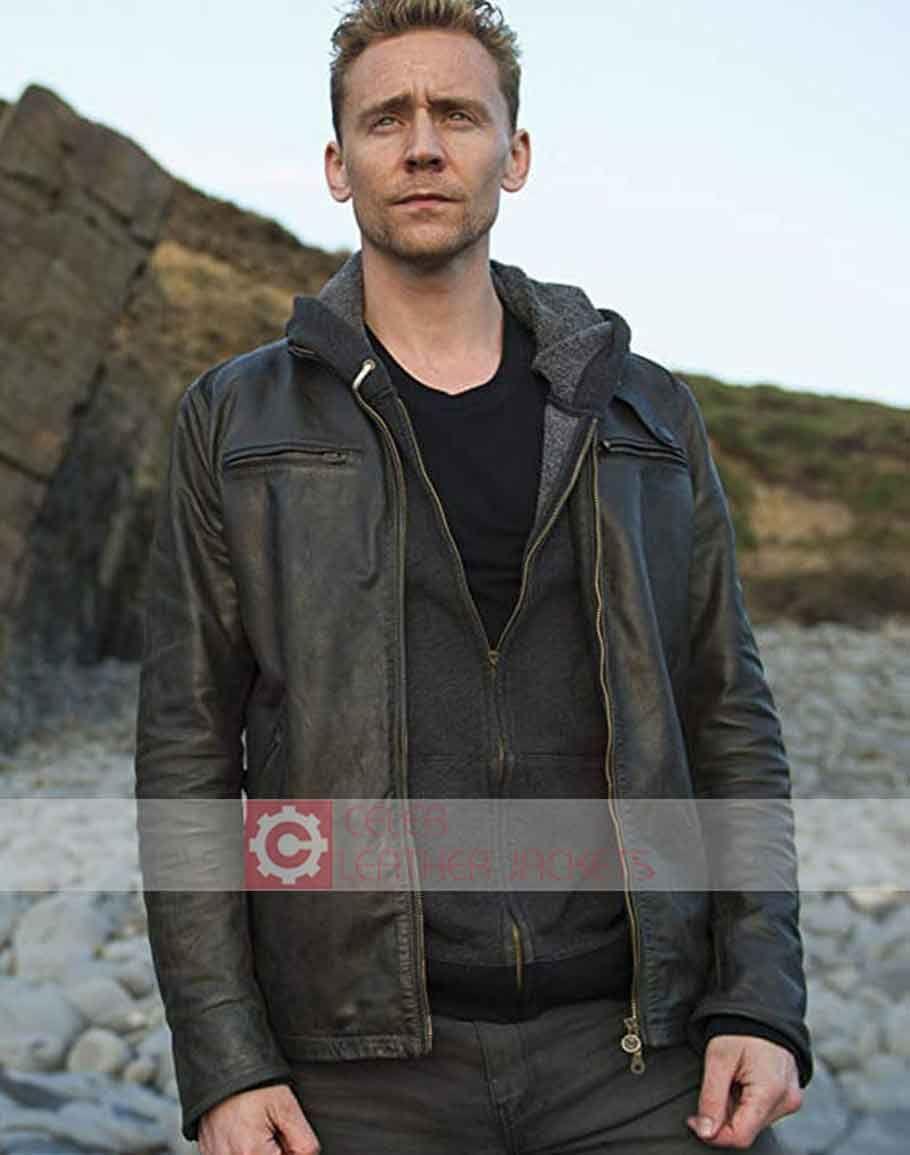 Tom Hiddleston Jacket Jonathan Pine The Night Manager Jacket Jackets Leather Jacket Men Leather [ 1155 x 910 Pixel ]