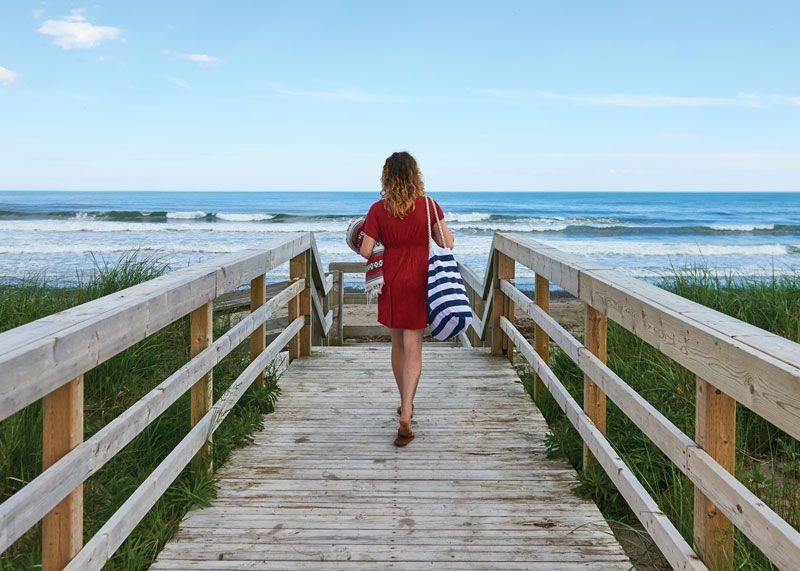Looking for the best beaches in Nova Scotia? Here's the complete guide to 41 Nova Scotia beaches - including the longest, warmest and best surfing beaches.