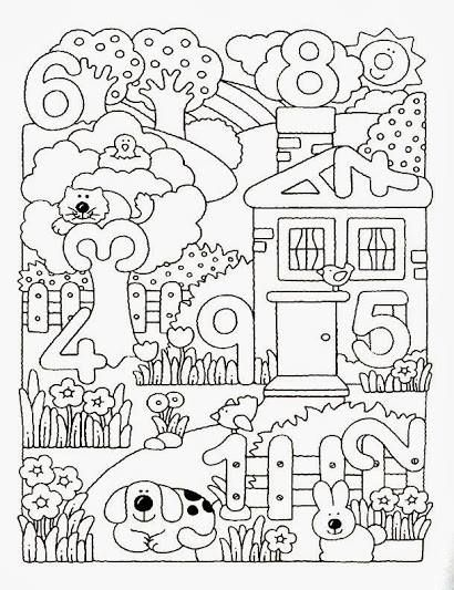 Perfect For Kids ESL Numbers And Animals
