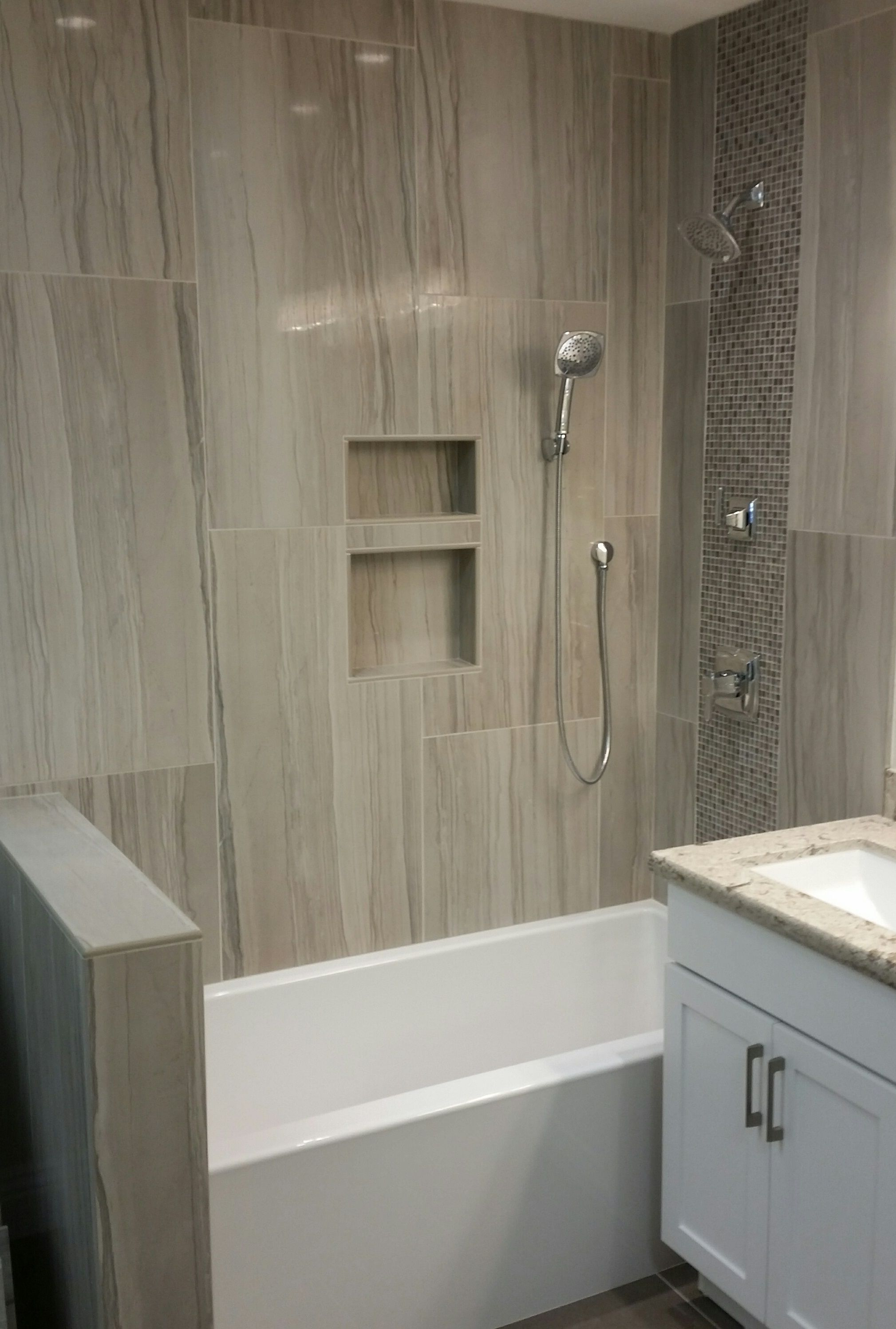 Bathroom Design And Installation Amazing Tiletuesday Features An Installation Of Our Action Drift And Review