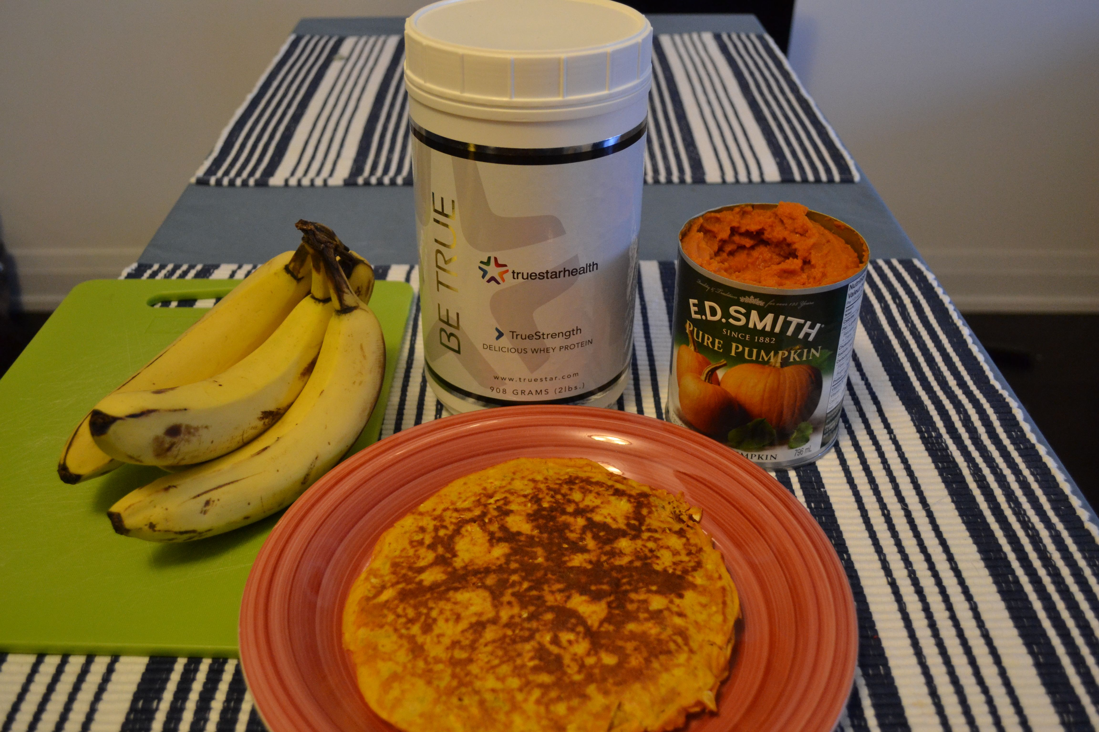 how to make protein pancakes with oats