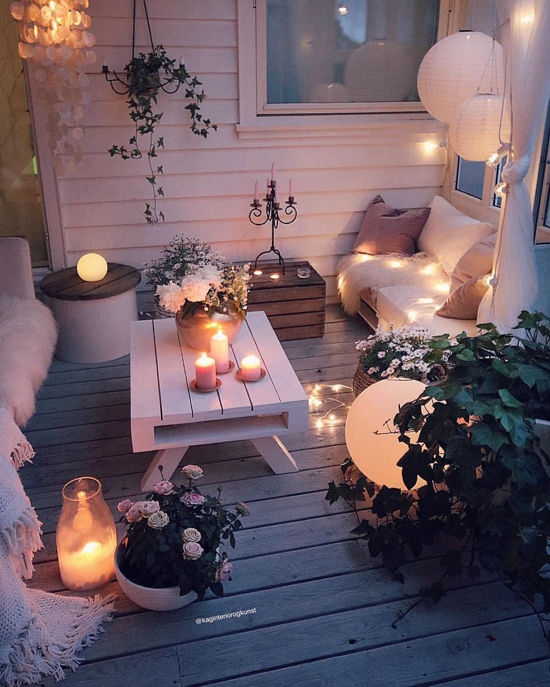 God Kveld #myhome #newandold #patio Terasse #