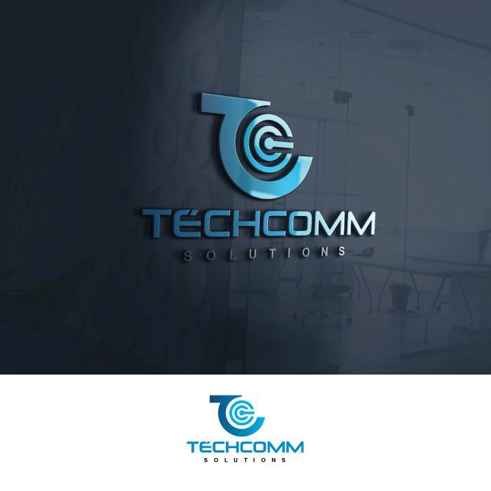 Techcomm solutions Logo option (With images) | Digital ...