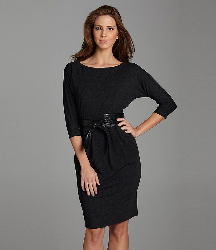 Black Dress Dillards Dresses Dressing Up Pinterest Dillards