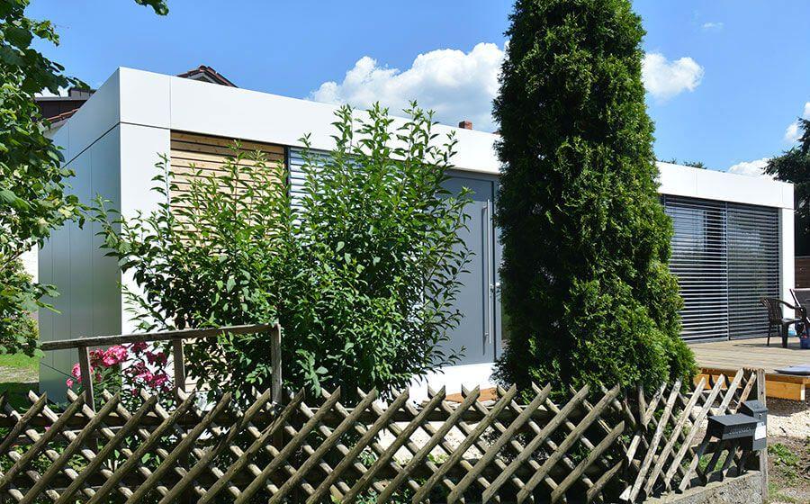 Cubig minihaus bungalow modulh user minihaus haus for Cubig minihaus