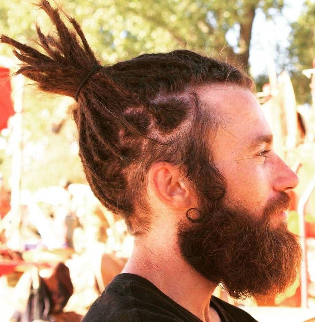 fantastic dreadlock hairstyles for men dreads pinterest