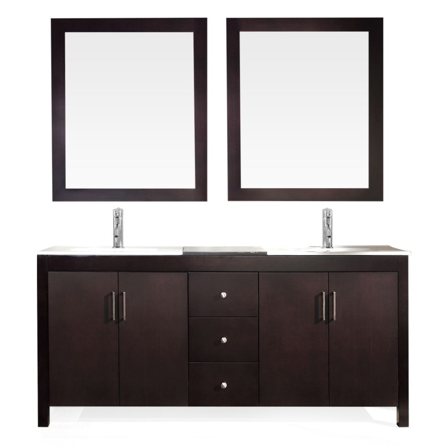 Lovely Bath Vanity Furniture Cabinet