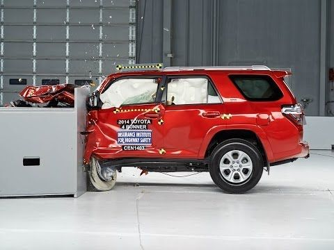 Midsize SUVs That Aren't Very Safe At All (With images