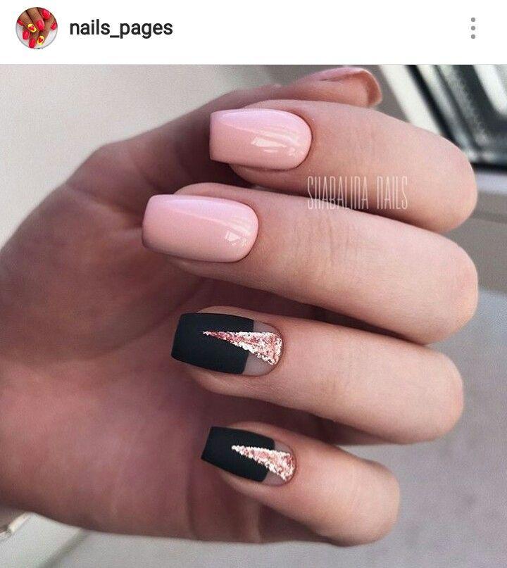 Pin de Anastasia Stan en nails | Pinterest | Diseños de uñas ...