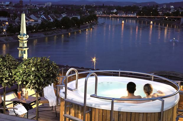 Grand Hotel Les Trois Rois Best Hotels In Switzerland Pinterest Theodor Herzl And Guest Houses