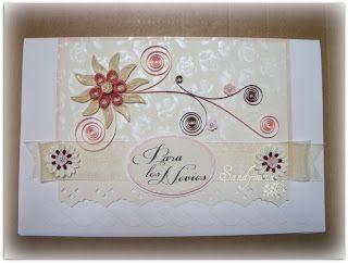 Tarjetas Artesanales Invitaciones De Matrimonio Bodas Wedding