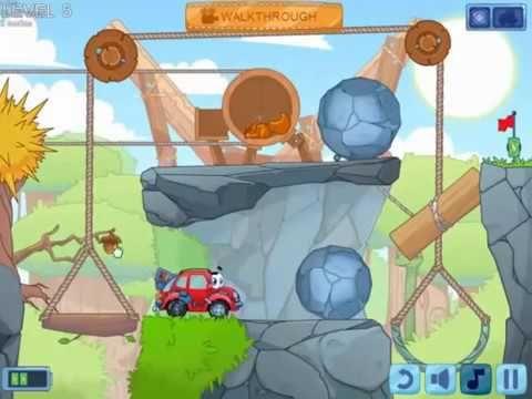 Frivcom Games Wheely 4 Walkthrough All Level Enjoy Time Travel