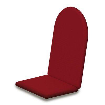 Polywood Indoor Outdoor Sunbrella Adirondack Chair Cushion