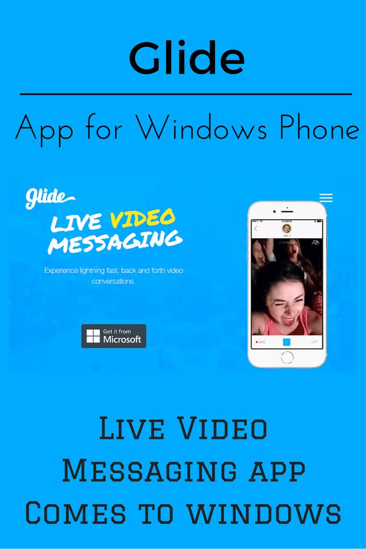 Free glide app