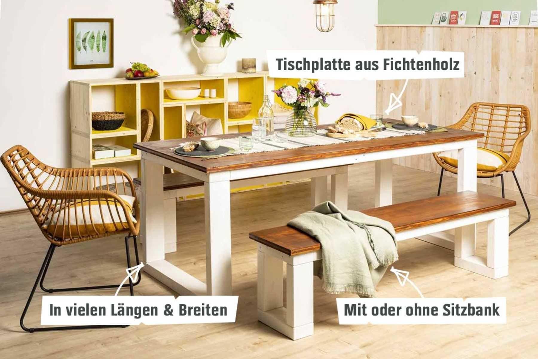 Tisch Karl Create By Obi Kuche Esszimmer Tisch Selber Bauen Holztisch Ausziehbar