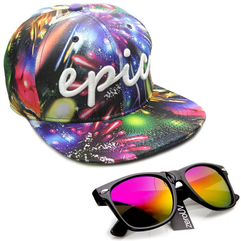 To Infinity and Beyond  EXCLUSIVE ZEROUV X EPIC BMX COLLABORATION SNAPBACK  CAP HAT 122cd3711d1