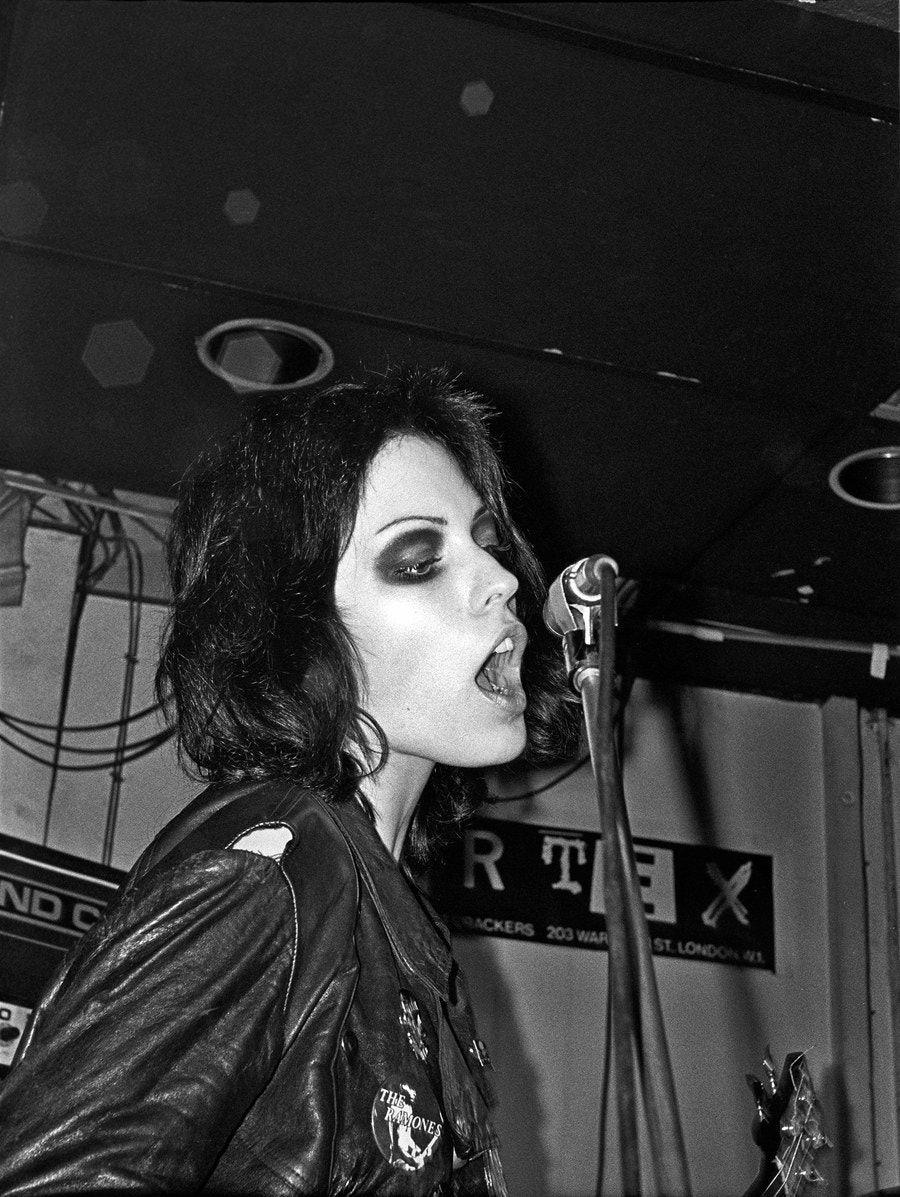 Meet the punk women of 70s london in photos punk women