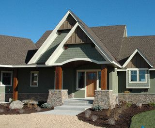 Consider Your Homeu0027s Roof Color: A Major Design Statement   Roof Colors,  Brown Roofs And House Paint Colors