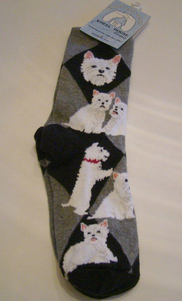 Wheelhouse Designs Women/'s Chihuahua Socks Size 9-11