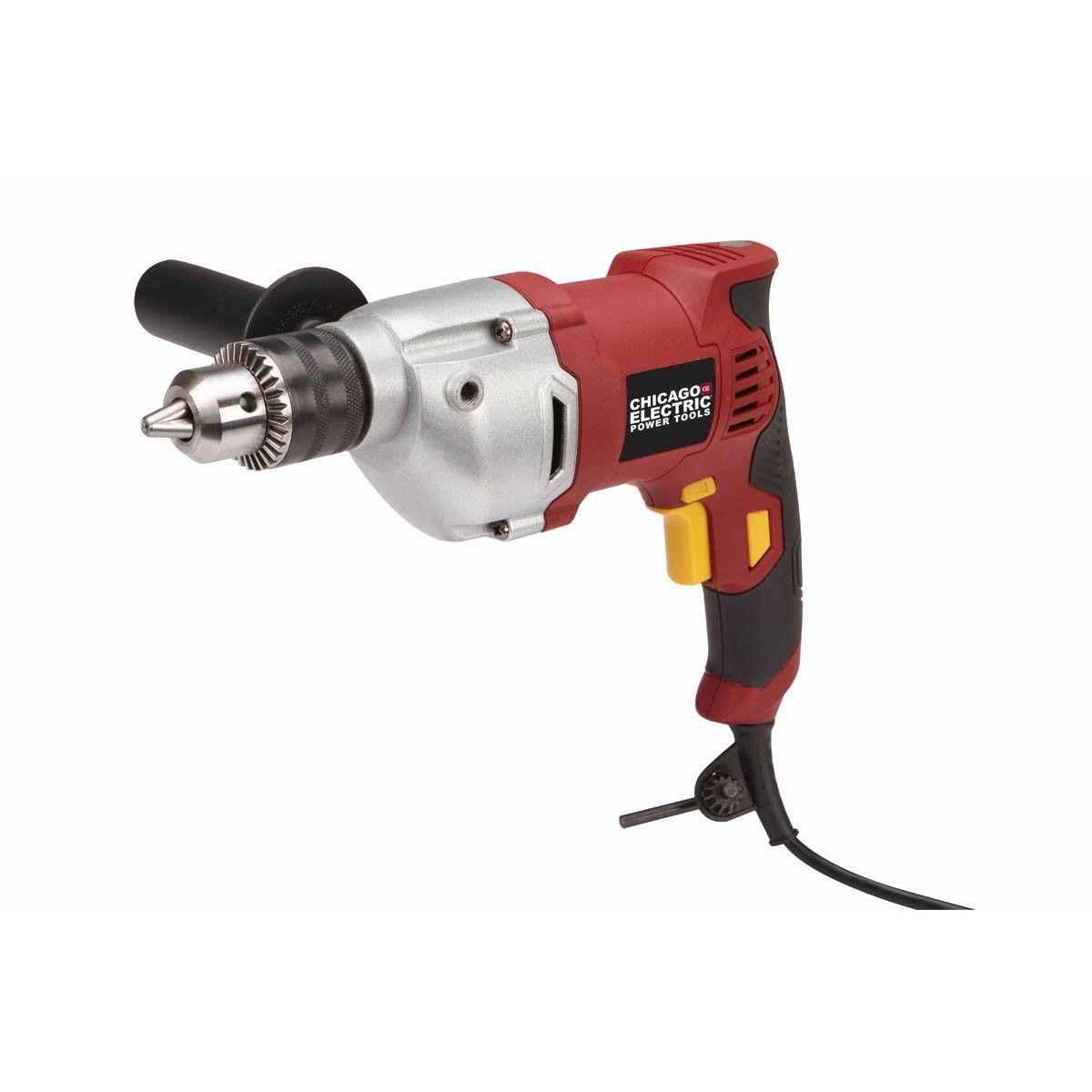 1/2 in  Heavy Duty Variable Speed Reversible Drill | Harbor Freight