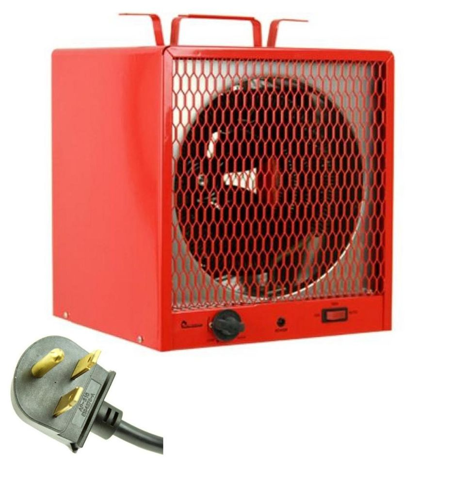 Profusion Heat Ceiling Mounted Garage Heater 17 065 Btu 240