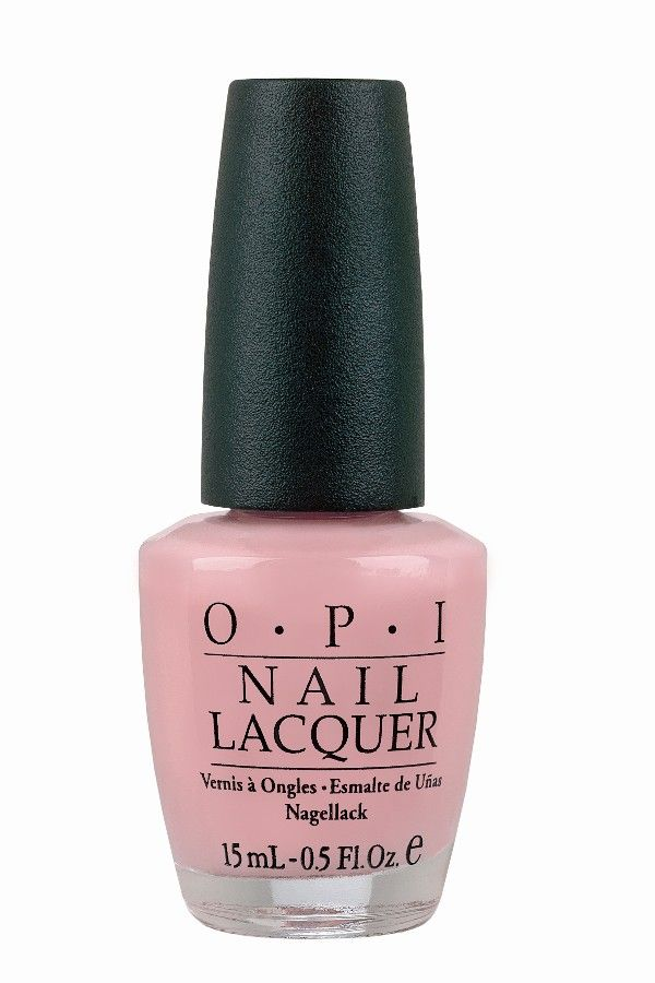 So, for Fashion Week 2012 in NYC OPI  was rocking the runways. For the BCBG Max Azria show digits were all about the toned down, nude color Passion.  Of course - now that they have us all with baskets full of shatter polish, bright colors and mattes and metallics, now it's all nude.  Sigh.