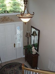 House Style 70s Split Entry | ... Bilevel Entryway Split Level Entryway  Ideas Door