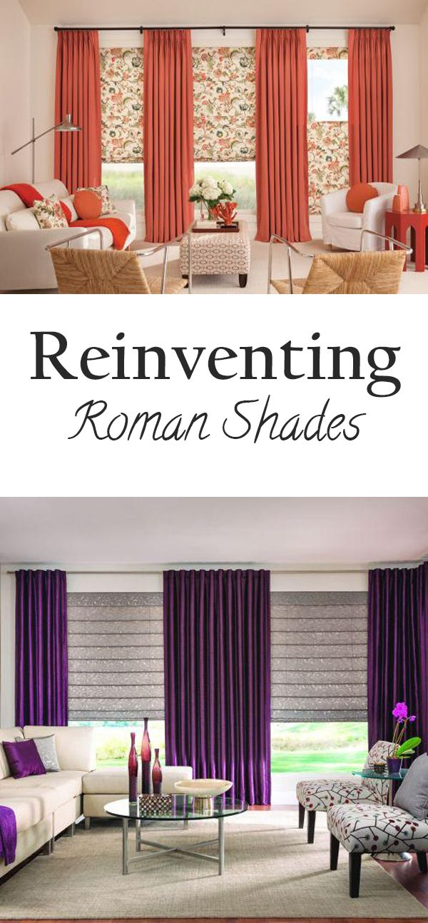 We Knew You Missed Them So Soft Roman Shades Are Back
