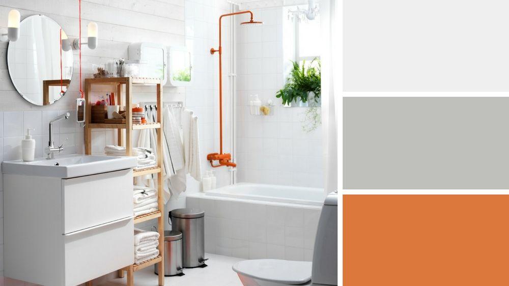 Salle de bains : les couleurs tendance 2017