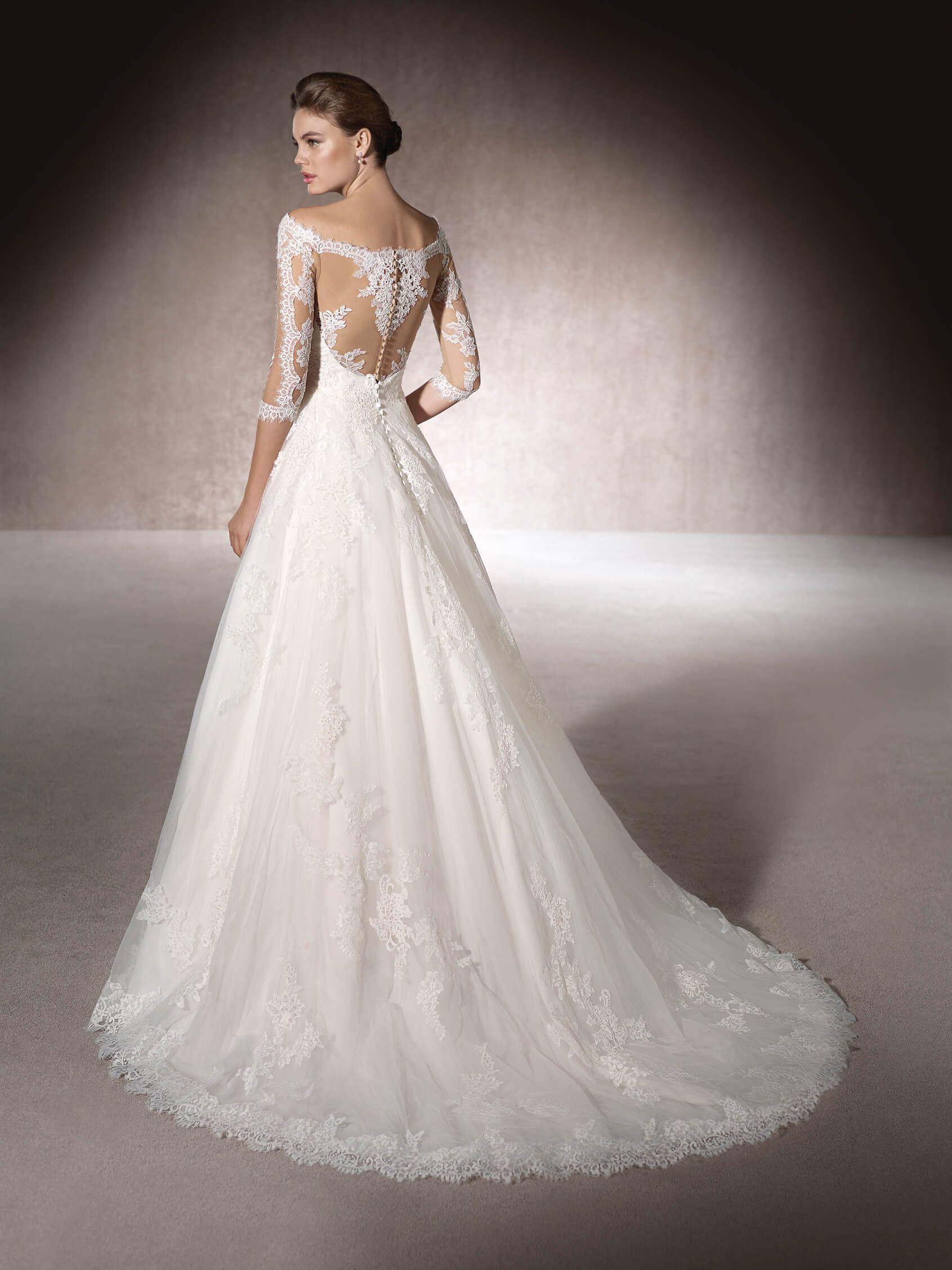 Vestido de noiva princesa Manoli | Vestidos de Noivas s2 | Pinterest ...