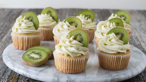 11 Delicious and Fruity Cupcakes