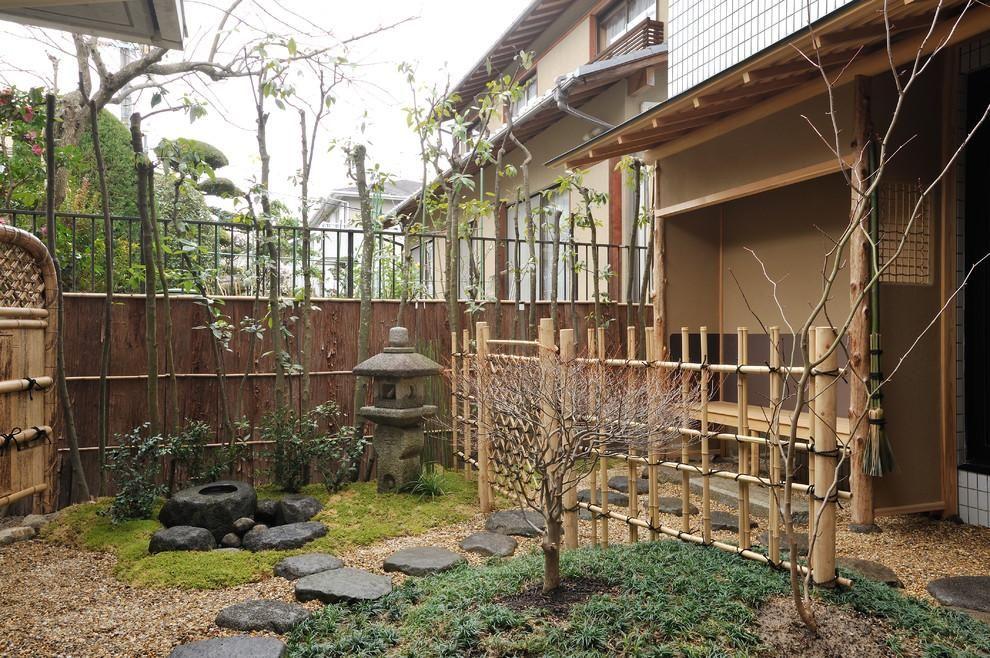 Japanischer Garten 60+ Fotos schaffen einen unglaublichen Raum