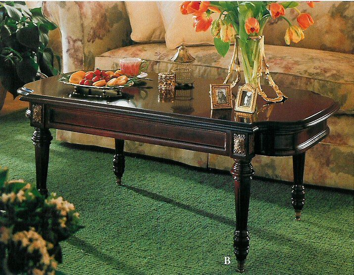 Bombay Company Edwardian Coffee Table Coffee Table Table